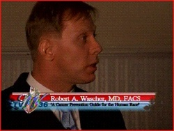 Link to TV36 Interview with Dr. Wascher
