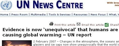 New York Times Reporter Spanks the UN