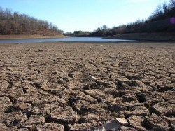 The Mississippi River Is Drying Up