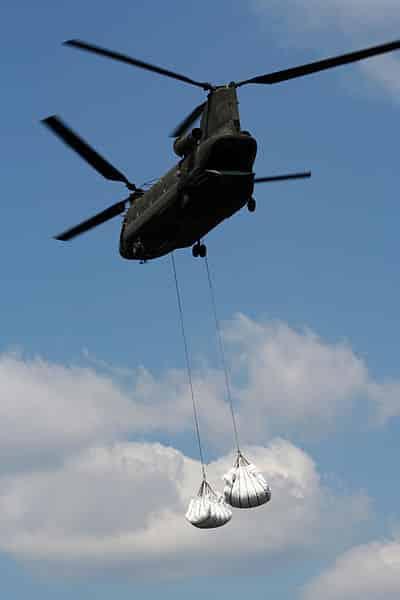 QE3: Helicopter Ben Bernanke Makes It Rain Money