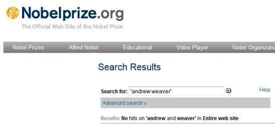 weaver_nobel_search