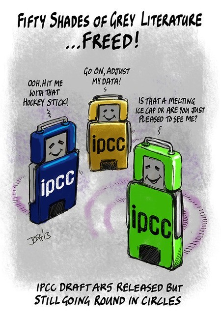 The Secret Santa Leak: Translations & IPCC Reaction