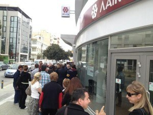 Mass Panic In Cyprus: The Banks Are Collapsing And ATMs Are Running Out Of Money