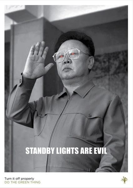 Earth Hour, Smog & Kim Jong Il