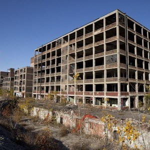 Rotting, Decaying And Bankrupt – If You Want To See The Future Of America Just Look At Detroit