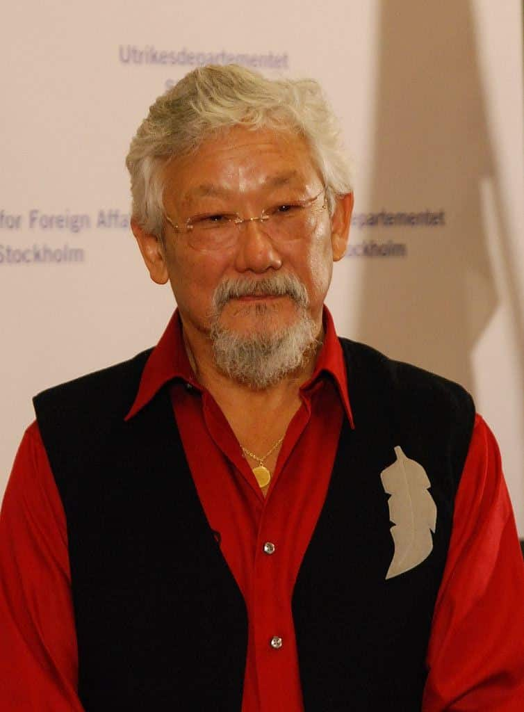 David Suzuki: Canada is 'Full'