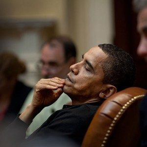 Power Mad Obama Offers Two Choices: Unconditional Surrender Or Default