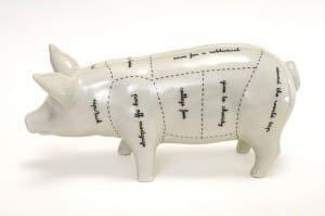 Piggybank - Photo by Damian O'Sullivan