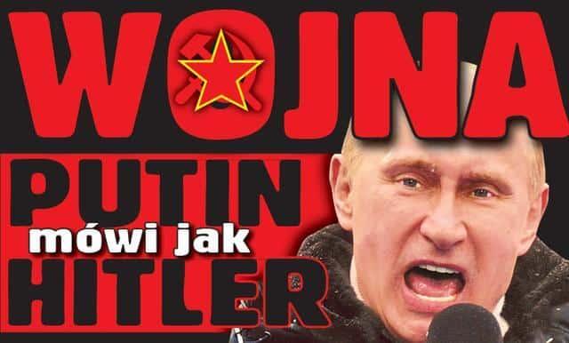 Putin's Lies & Hallucinations
