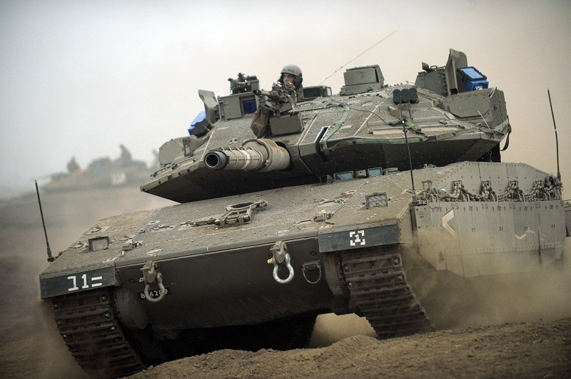 The Next War In The Middle East Has Begun And Israel Vows 'To Act Powerfully On All Fronts'