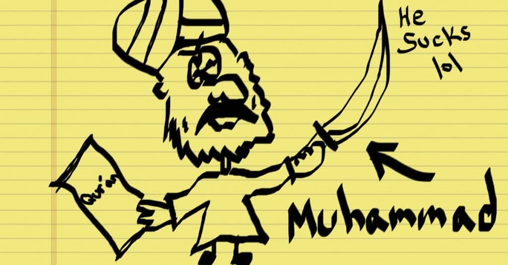 Dear Muslims, about Muhammed cartoons