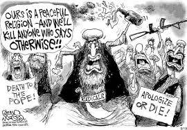 Savage, The Franks? Islam Is Worse