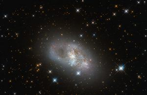 Familiar Sight Spotted by Hubble Space Telescope