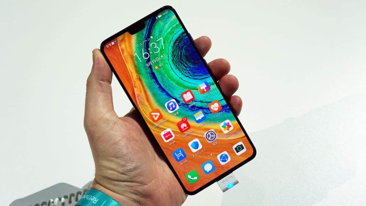 """Huawei's Mate 30 and 5G gear both get declared """"America-free"""""""