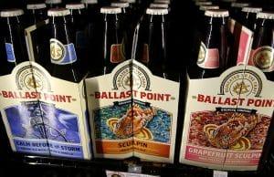 Constellation unloads $1 billion craft-beer acquisition Ballast Point to Chicago-area brewery
