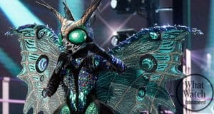 The Butterfly knows you recognized her on The Masked Singer, and she blames herself