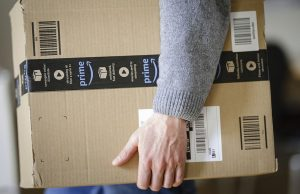 Amazon holiday deliveries threatened by Cyber Monday backlog, bad weather
