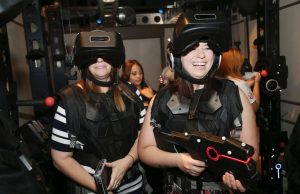 Facebook sells virtual-reality tool used in movies, video games