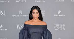 Kim Kardashian West Can't Get Over Just How Sweet One of Her Kids Is