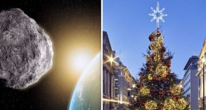Asteroid horror: NASA spot second killer space rock hurtling past Earth this Christmas