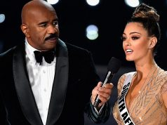 Steve Harvey accused of flubbing name of Miss Universe costume contest winner