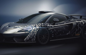 The New McLaren 620R Is A Limited Edition Race Car You Can Take On The Road