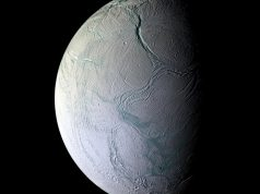 How an Icy Moon of Saturn Got Its Stripes