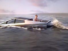 Tesla Cybertruck 'Boat Mode' grants Elon Musk's amphibious car dreams in fan-made render