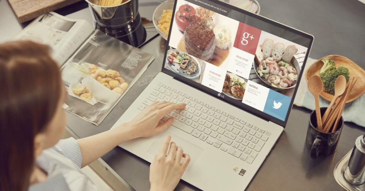 LG's 2020 Gram laptops add 10th-gen Ice Lake CPUs