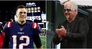 Weird Tom Brady Rumor Points to Patriots Divorce (And It Involves Guy Fieri)