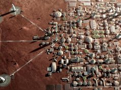 For Mars colonization, new water map may hold key of where to land