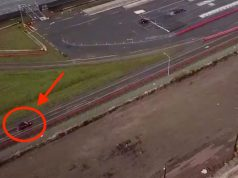 Watch Tesla launch Model Y prototype on test track in spy video
