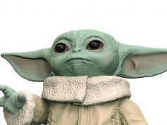 """Baby Yoda official toys from Hasbro are now available — but """"The Mandalorian"""" character won't ship until May"""