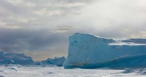 World's deepest land canyon discovered beneath Antarctic glacier