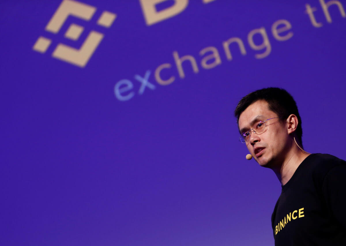 Binance CEO Hilariously Exposed in Twitter-Bot Gaffe