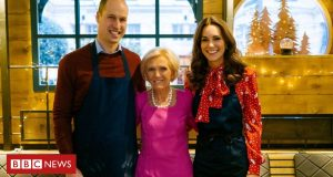 Prince Louis: Earliest words inspired by TV cook Mary Berry