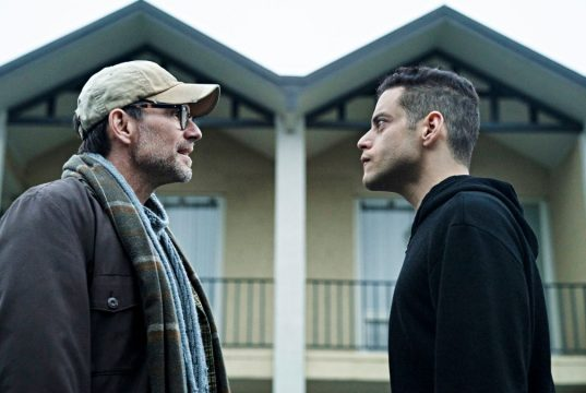 Just before the series finale, Mr. Robot flips reality on its head yet again