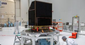 Europe's Cheops Satellite Will Try to Launch Again