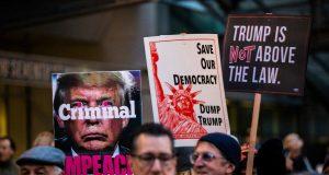 MoveOn Impeachment Rally Becomes Parody of Partisan Flip-Floppery