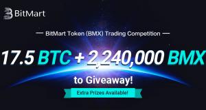 BitMart Christmas BMX Trading Competition