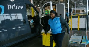 Amazon is delivering more of its US orders than UPS, USPS, FedEx