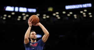 Not Even Brett Brown's Public Plea Coaxed Ben Simmons Into Shooting Threes