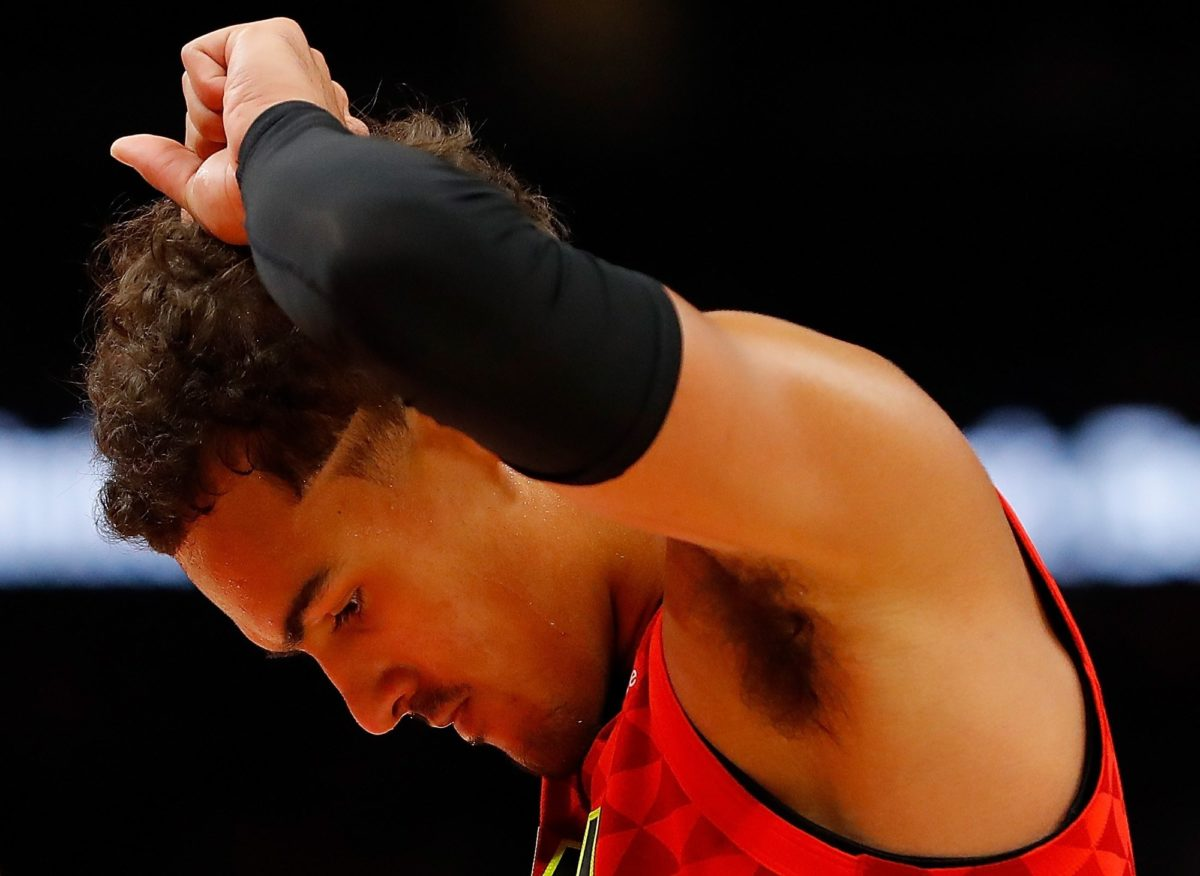 The Hawks Are Wasting Trae Young's Historic Breakout Season