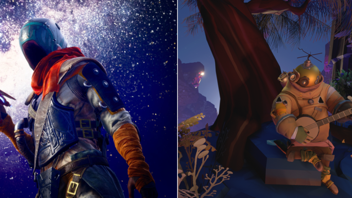 Outer Worlds Vs. Outer Wilds: The Comparison We Had To Make