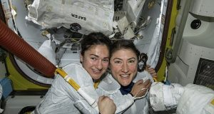 NASA's Christina Koch will make history on Saturday for the longest single spaceflight by a woman