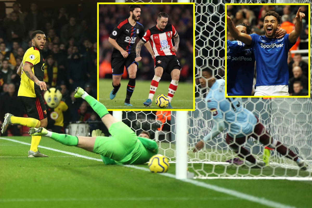 Premier League RESULTS: Watford take giant step towards safety, Ancelotti continues 100% record at Everton,