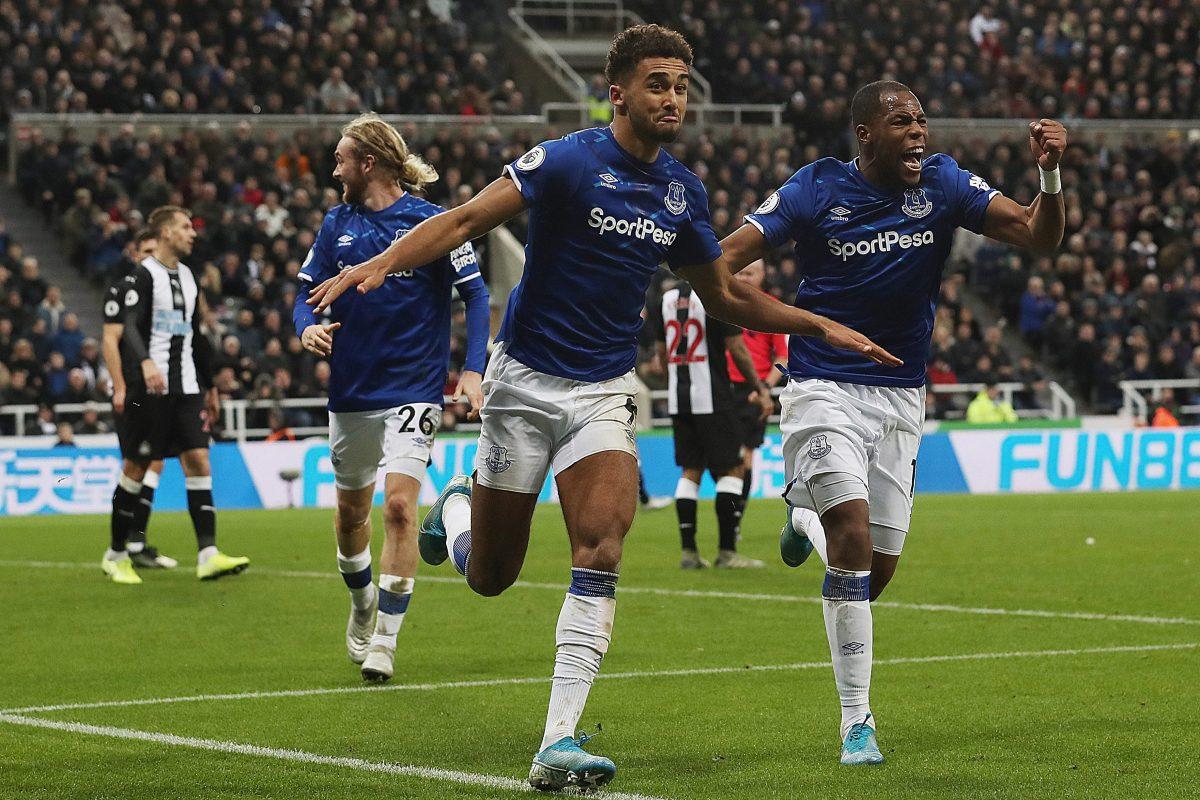 Everton boss Carlo Ancelotti backs Dominic Calvert-Lewin to become one of Europe's best strikers