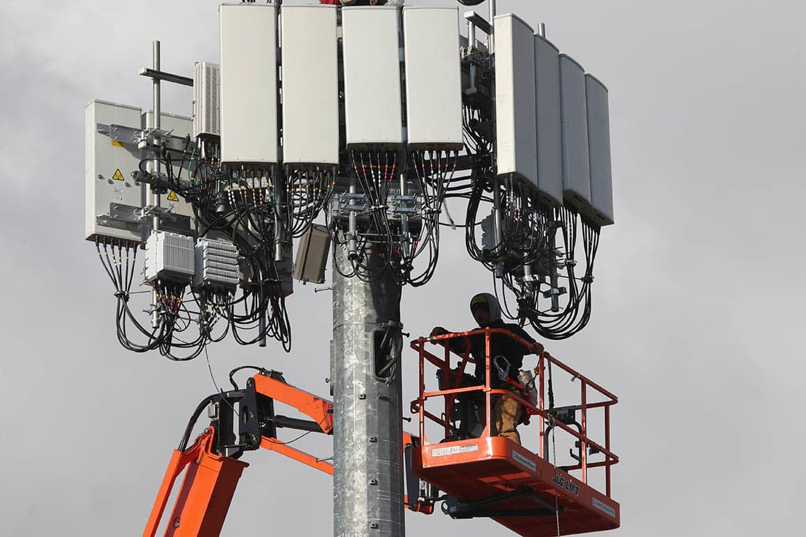 The big barrier to Trump's 5G America