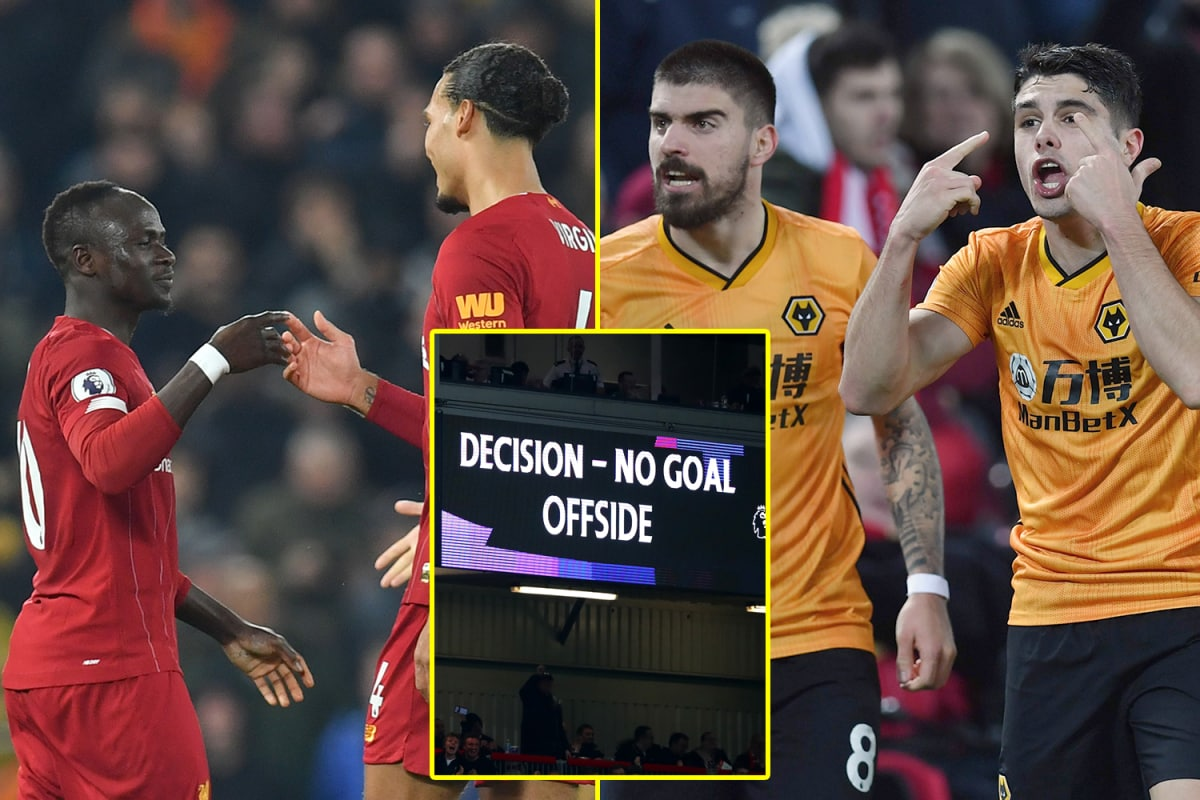 VAR takes centre stage once again as Liverpool narrowly defeat Wolves to maintain 13 point lead at top of