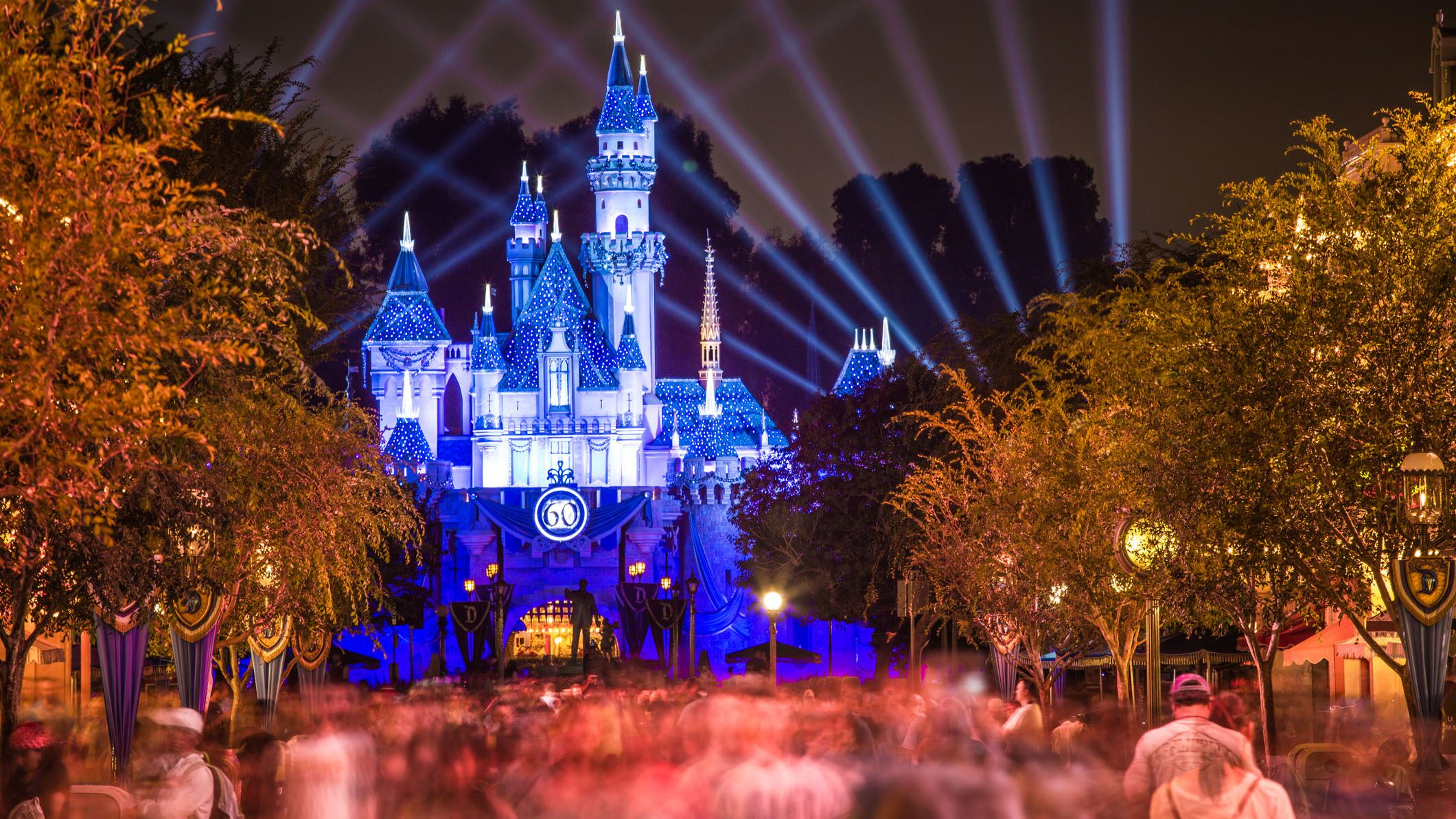 Disneyland hit capacity on Friday, stopped selling tickets